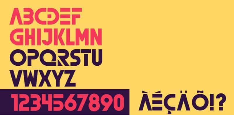 Download Febre font (typeface)