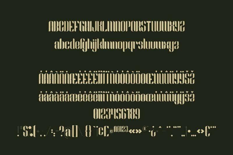 Download Slang font (typeface)