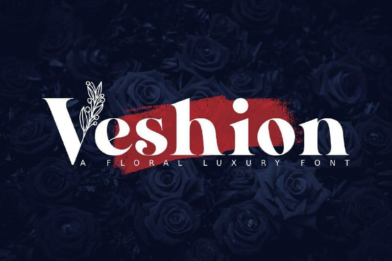 Download Veshion font (typeface)