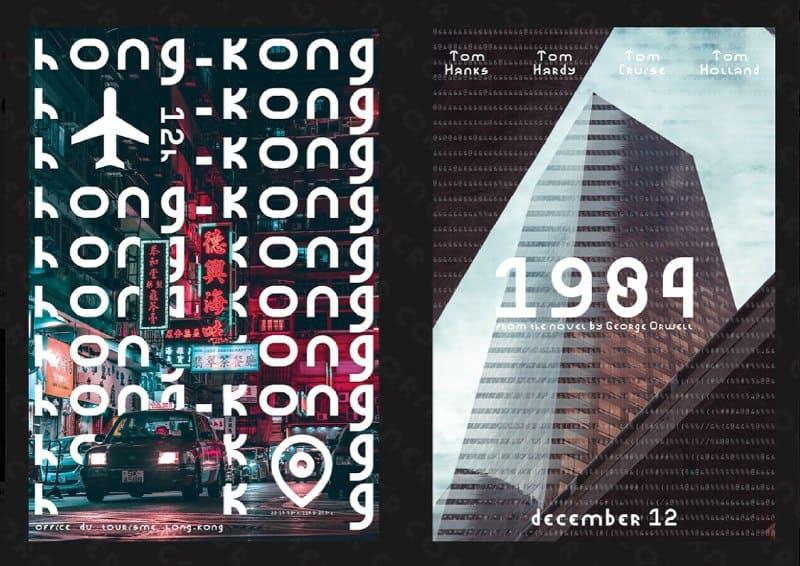 Download Corner font (typeface)