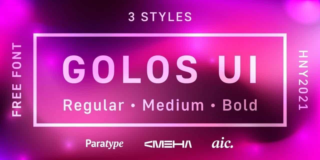 Download Colos ui font (typeface)
