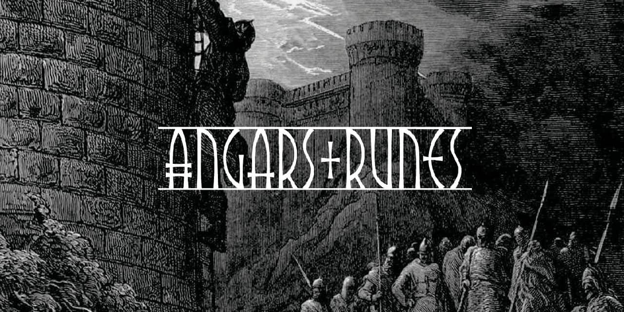Download Angars Runes font (typeface)