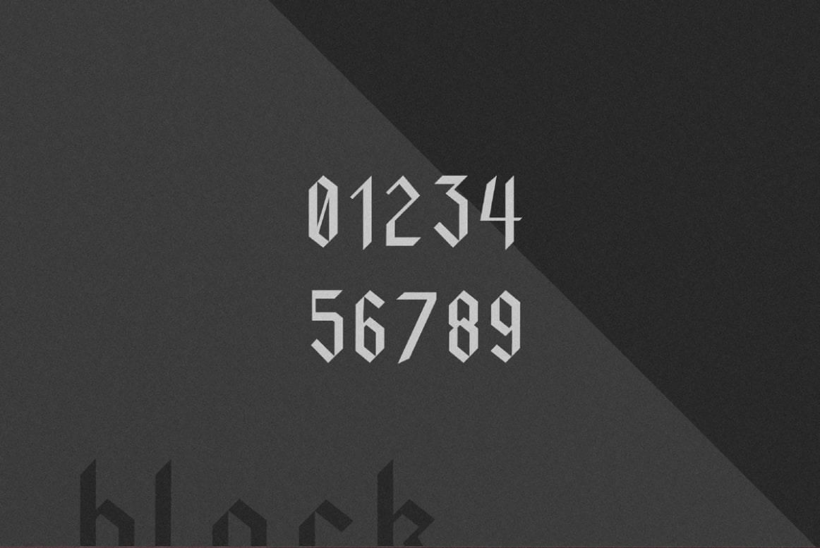 Download Off Black font (typeface)