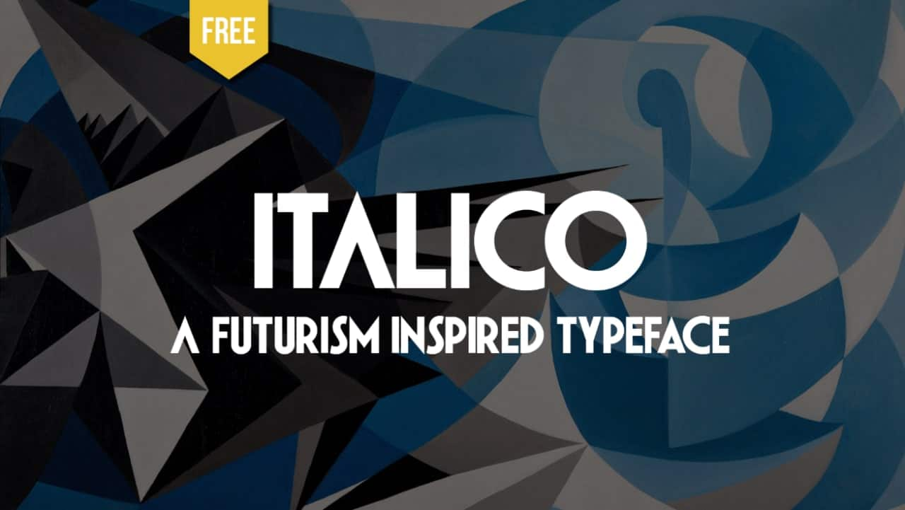 Download Italico font (typeface)