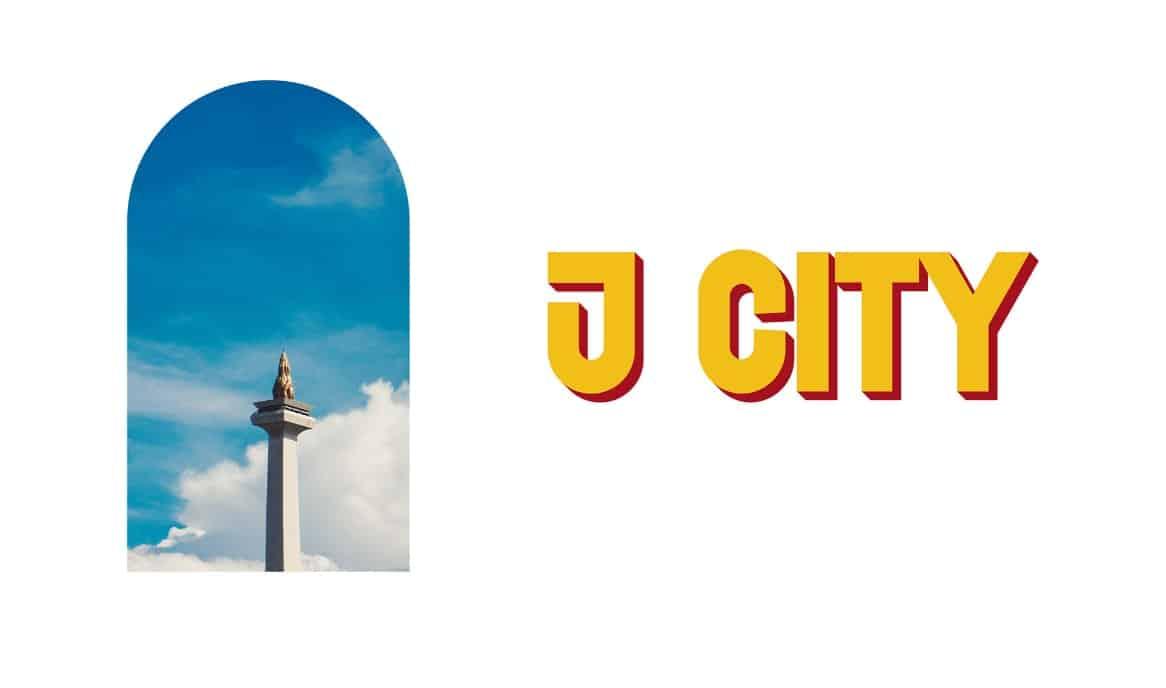 Download J City font (typeface)