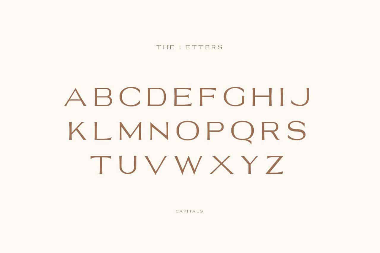 Download Trento font (typeface)