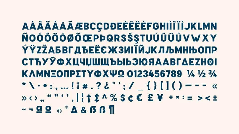 Download Baltic font (typeface)