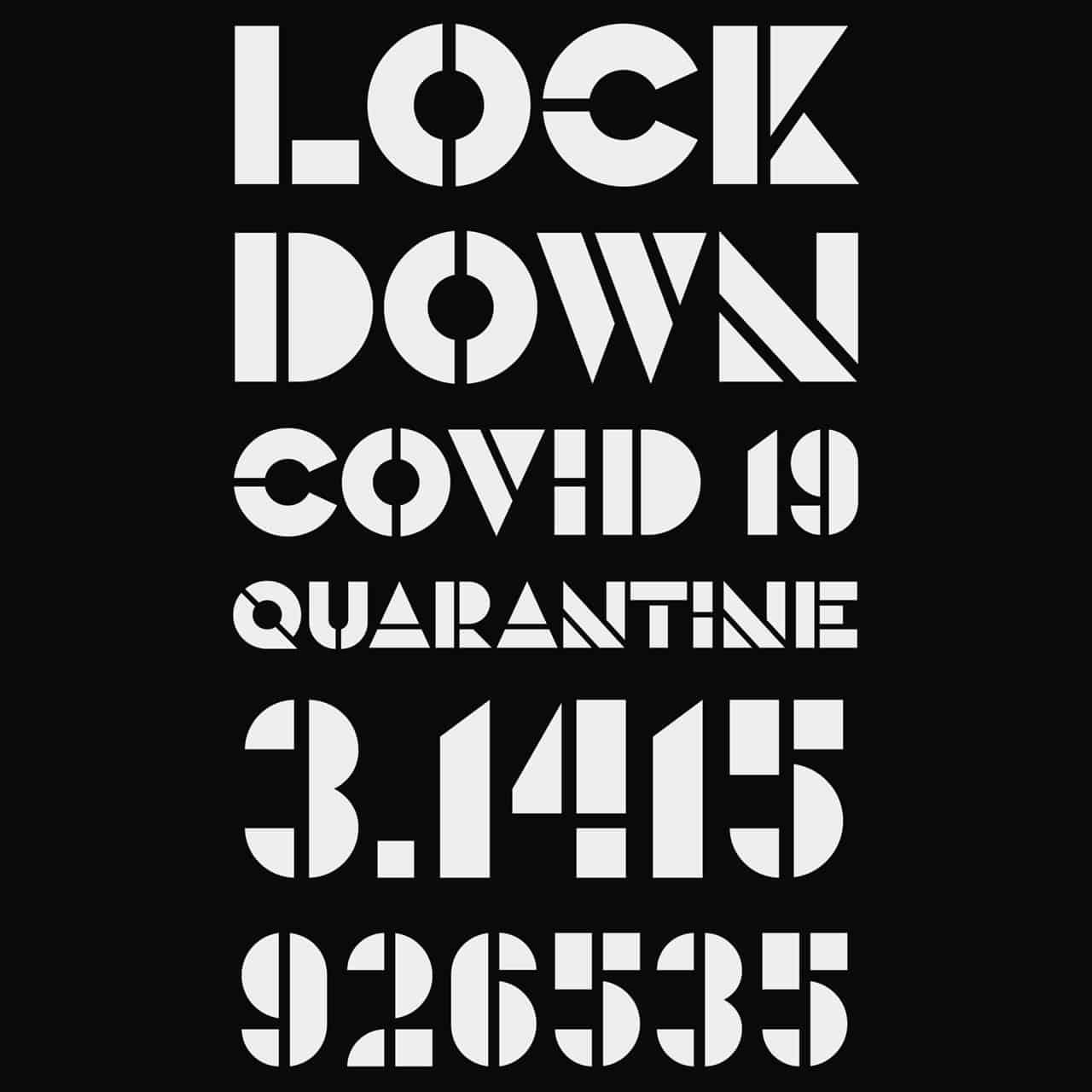 Download Genau font (typeface)