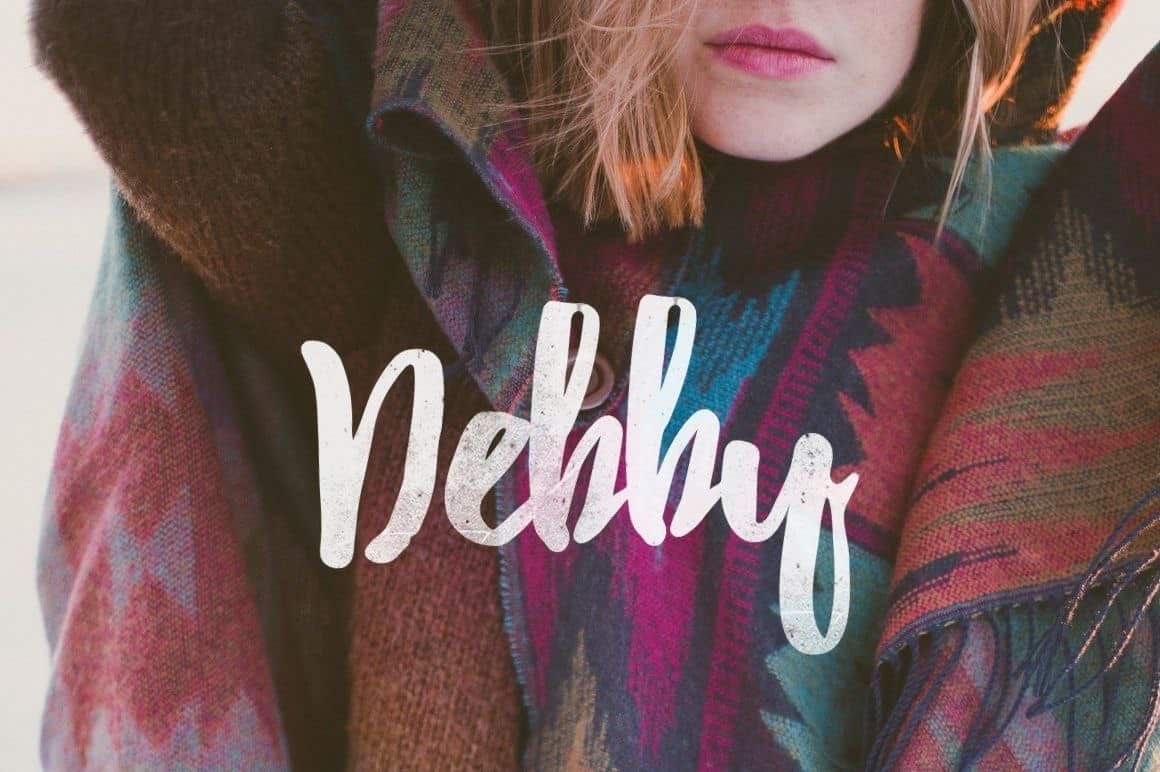 Download Debby font (typeface)
