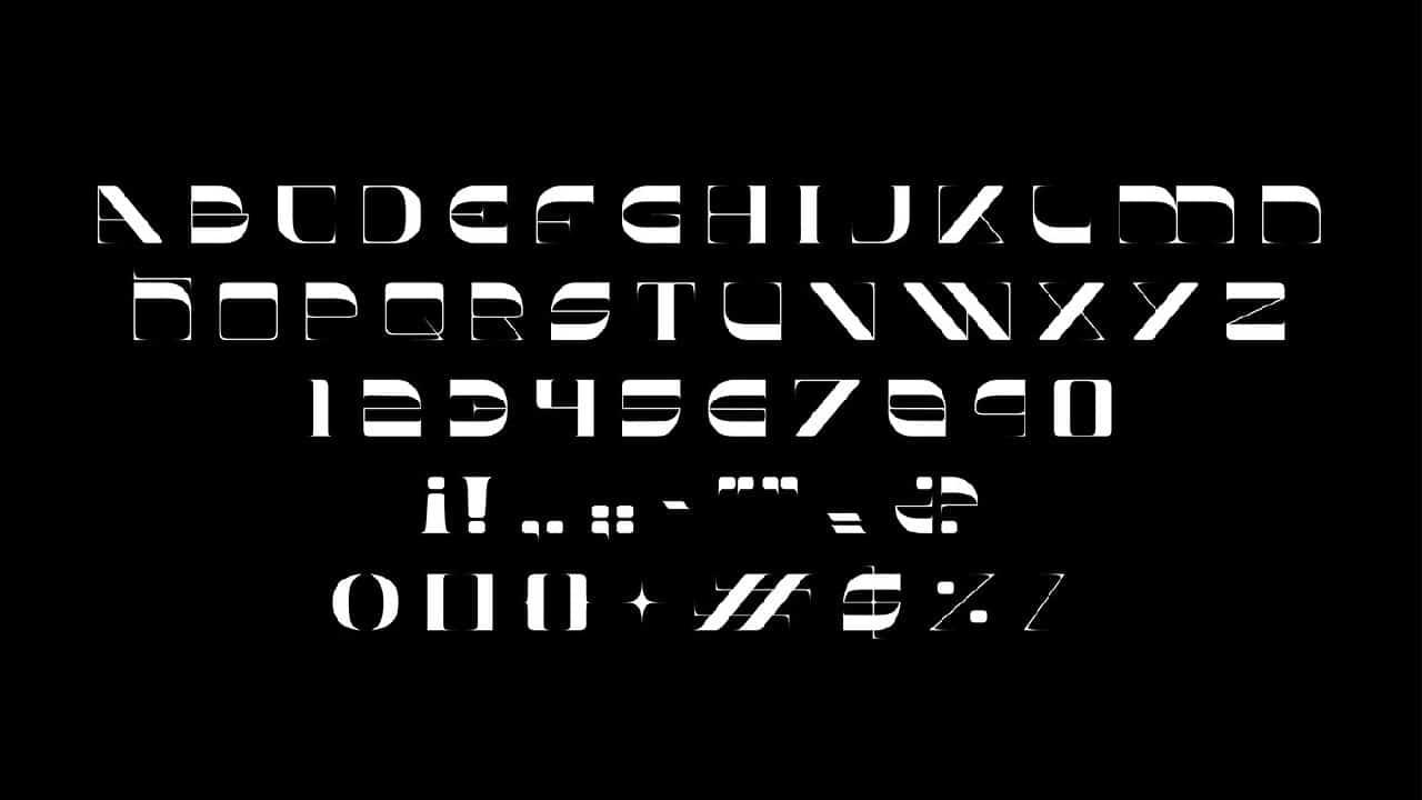 Download Voluma font (typeface)