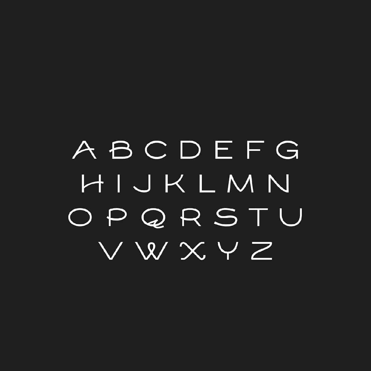 Download Nesiota font (typeface)