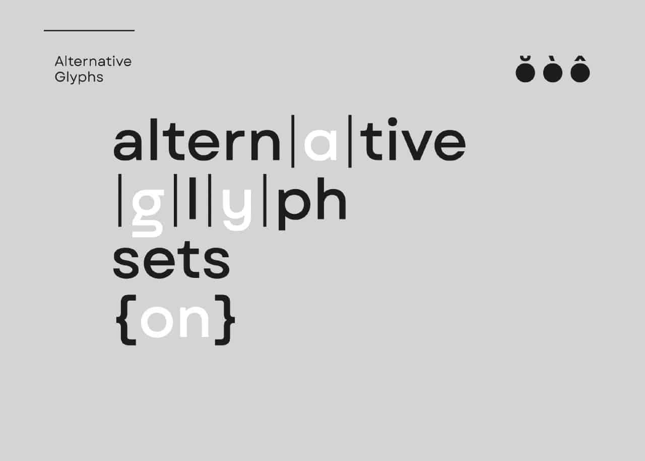 Download Garet font (typeface)