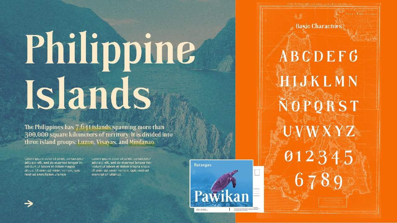 Download Tropikal font (typeface)