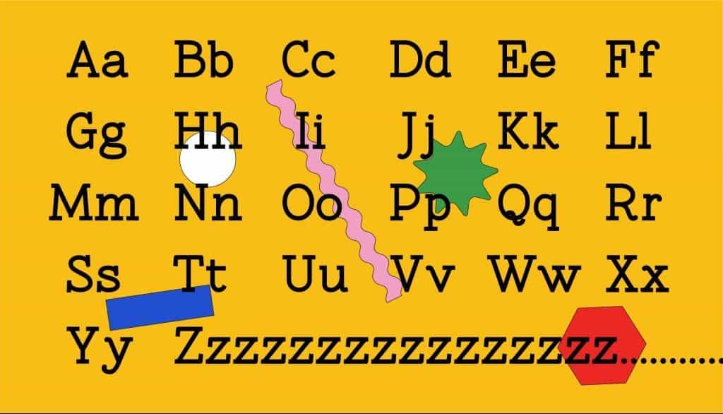 Download Eskool font (typeface)