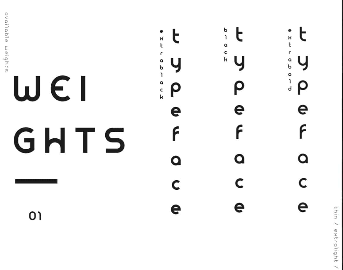 Download Oddball font (typeface)