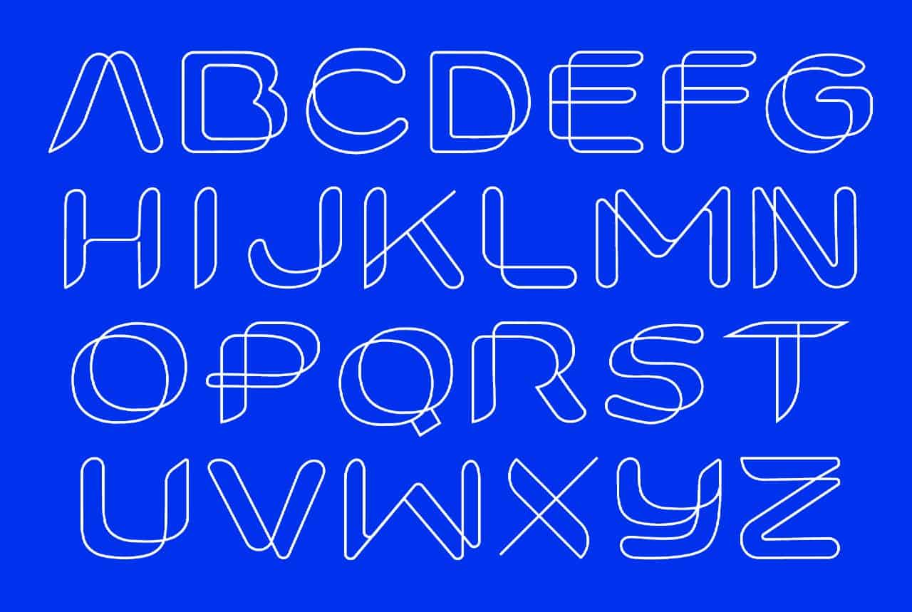 Download Wired font (typeface)