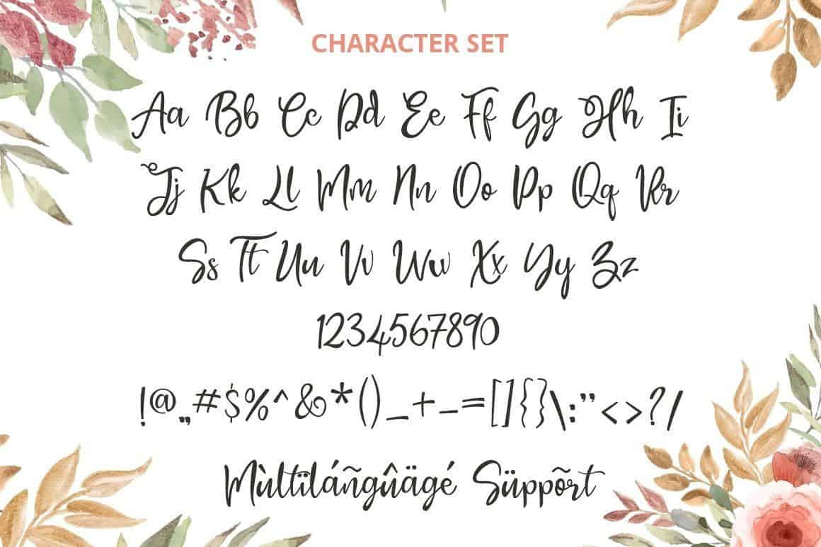 Download Pearlye font (typeface)