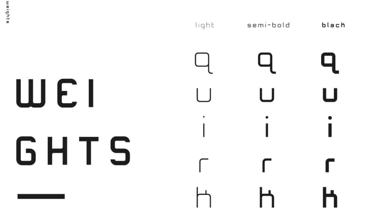 Download Quirky font (typeface)