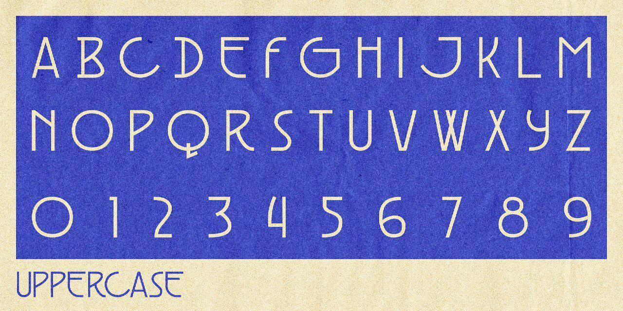 Download Declasse font (typeface)