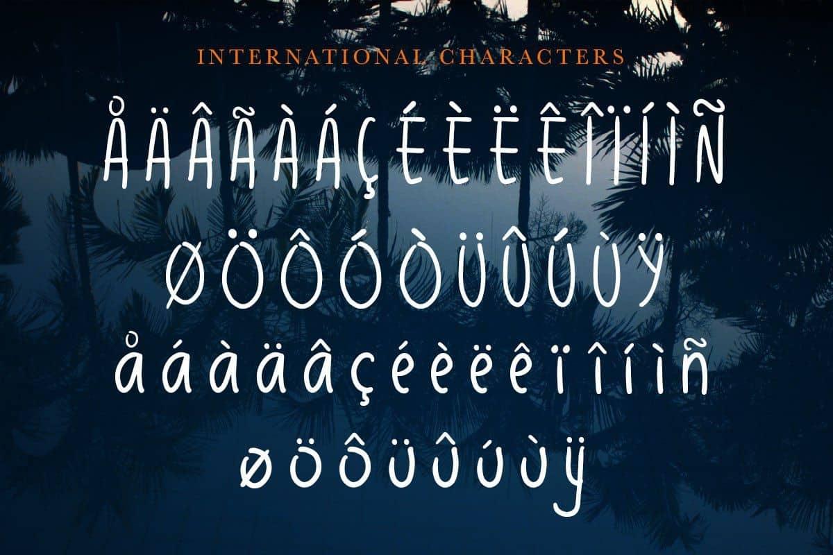 Download Balibong font (typeface)