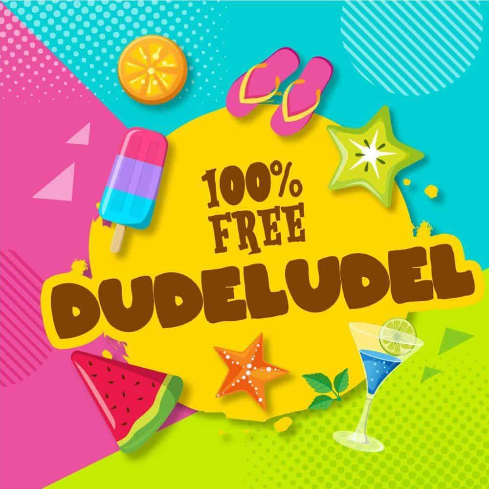Download Dudeludel font (typeface)