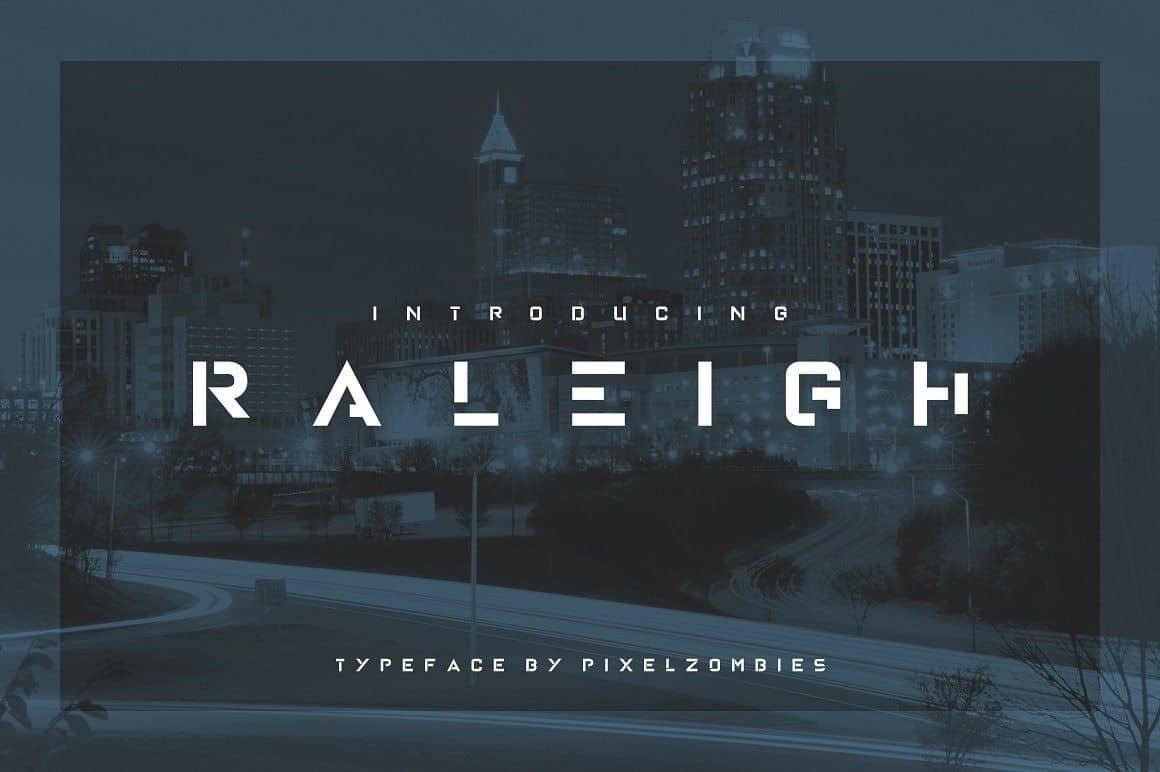 Download Raleigh Premium font (typeface)