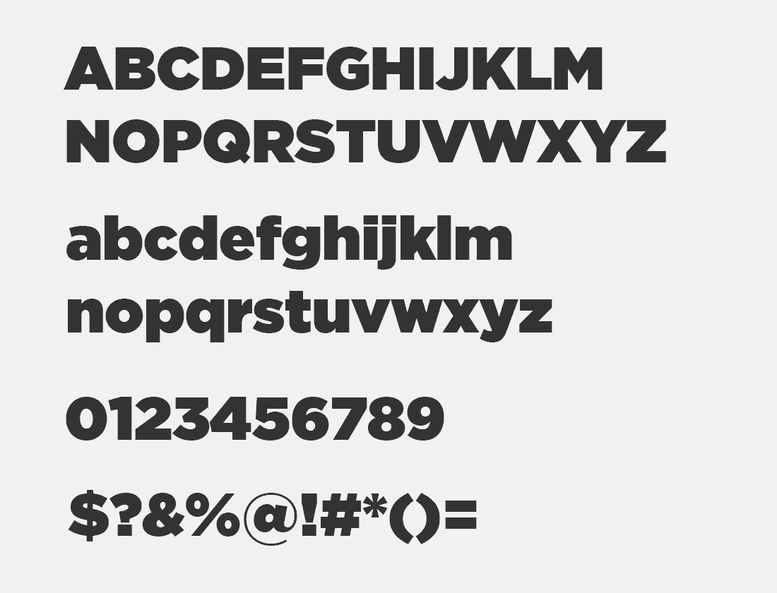 Download Gotham Narrow font (typeface)
