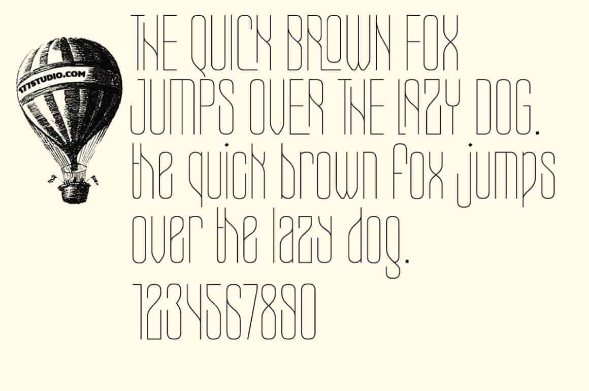 Download Conical font (typeface)