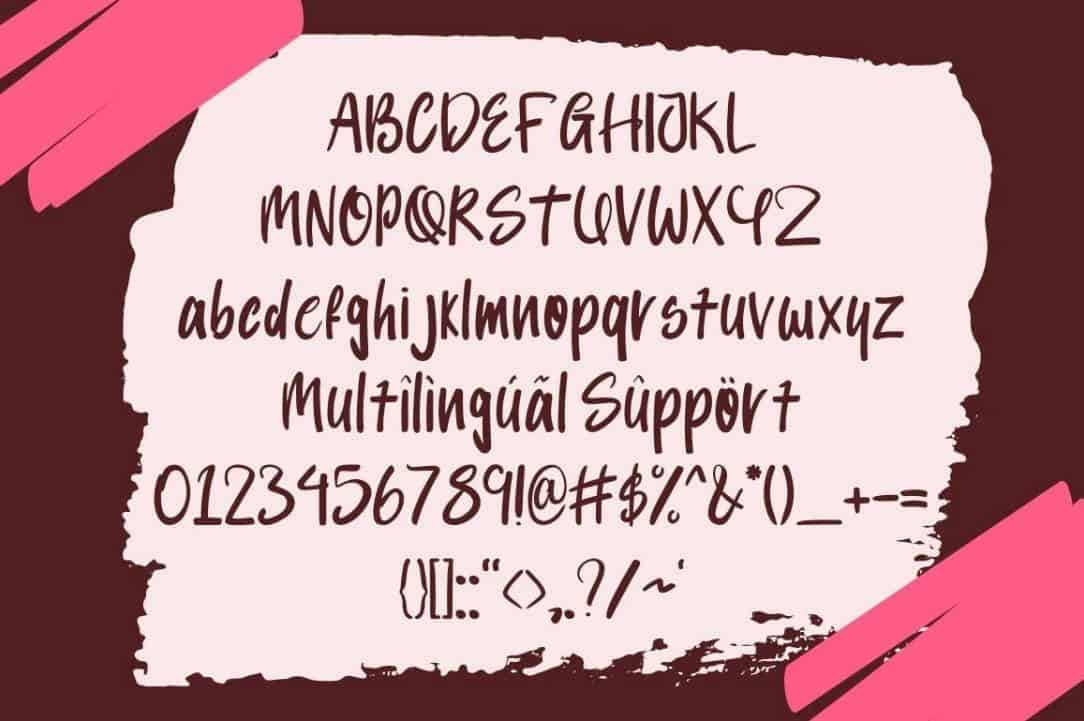 Download Balorine font (typeface)