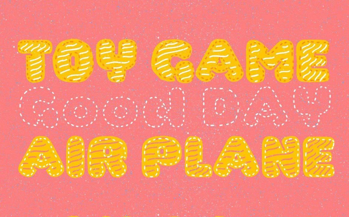 Download La Mona Kids font (typeface)