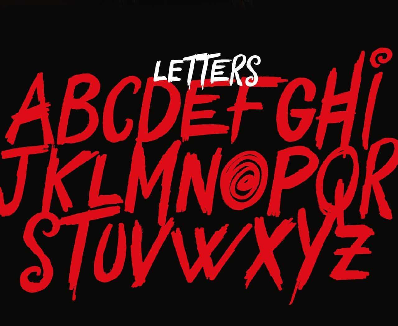 Download Yokai font (typeface)