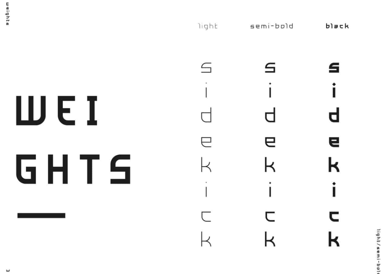 Download Side Kick font (typeface)